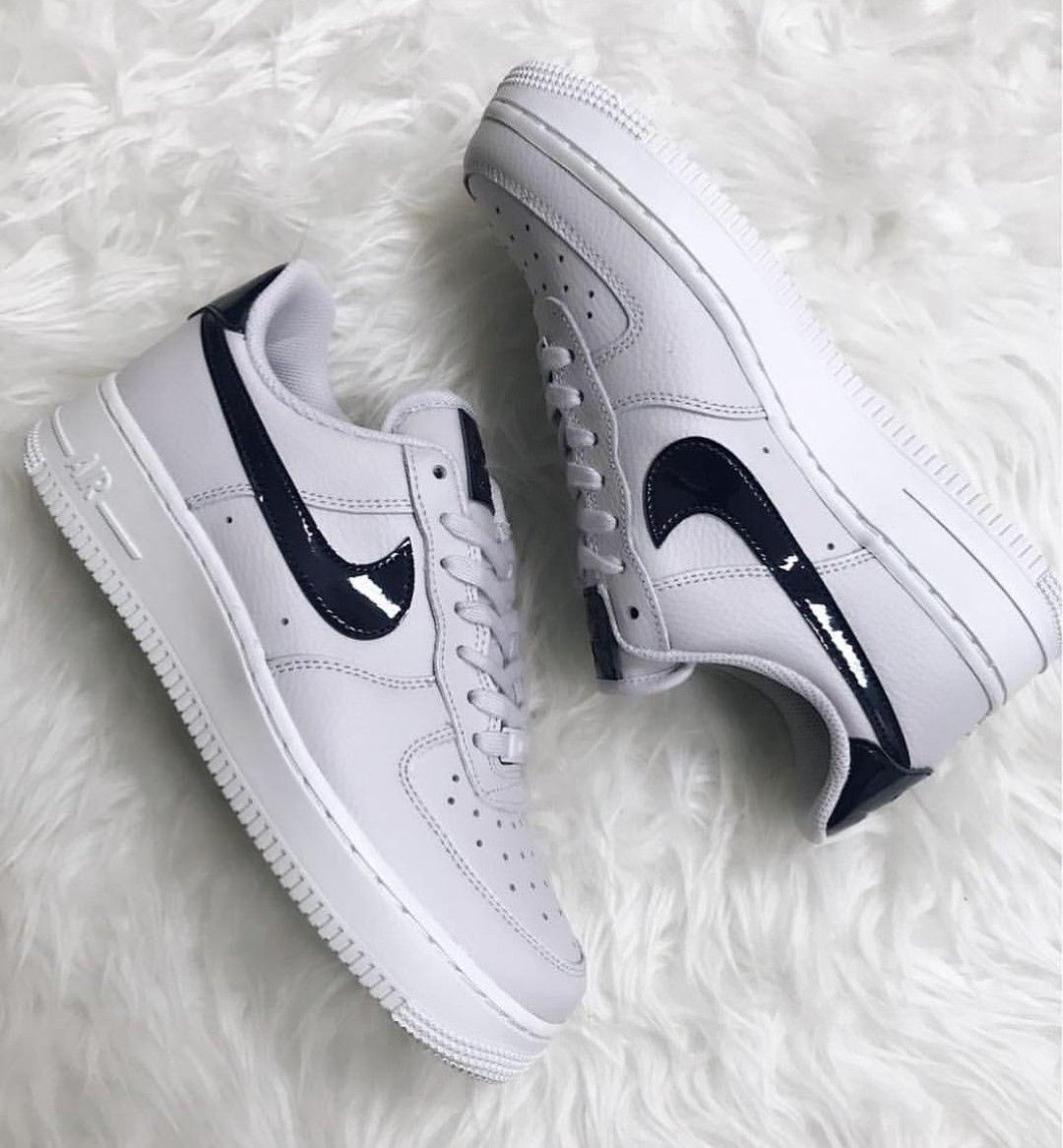 55127261be77 Nike air force 1 vast grey obsidian   Dream Shoe collection   Nike ...