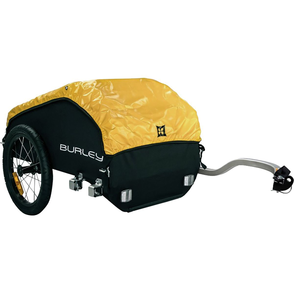 Burley Nomad Trailer Bike cargo trailer, Cargo trailers
