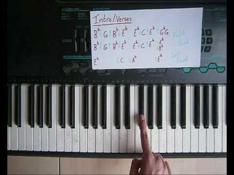 Piano Tutorial Macklemore Ryan Lewis Same Love Piano