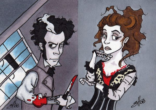 Sweeney Todd by scottzirkel.deviantart.com on @DeviantArt