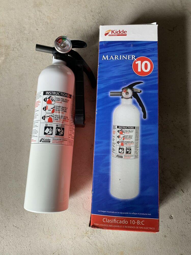 Sponsored Ebay No1 Kidde 21005944n 5 B C Fire Extinguisher Extinguisher Fire Extinguisher Kidde Fire Extinguisher