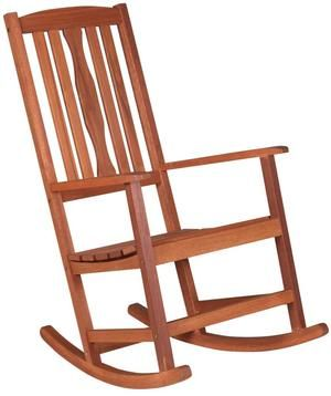 Every Texas Home Needs A Rocking Chair.