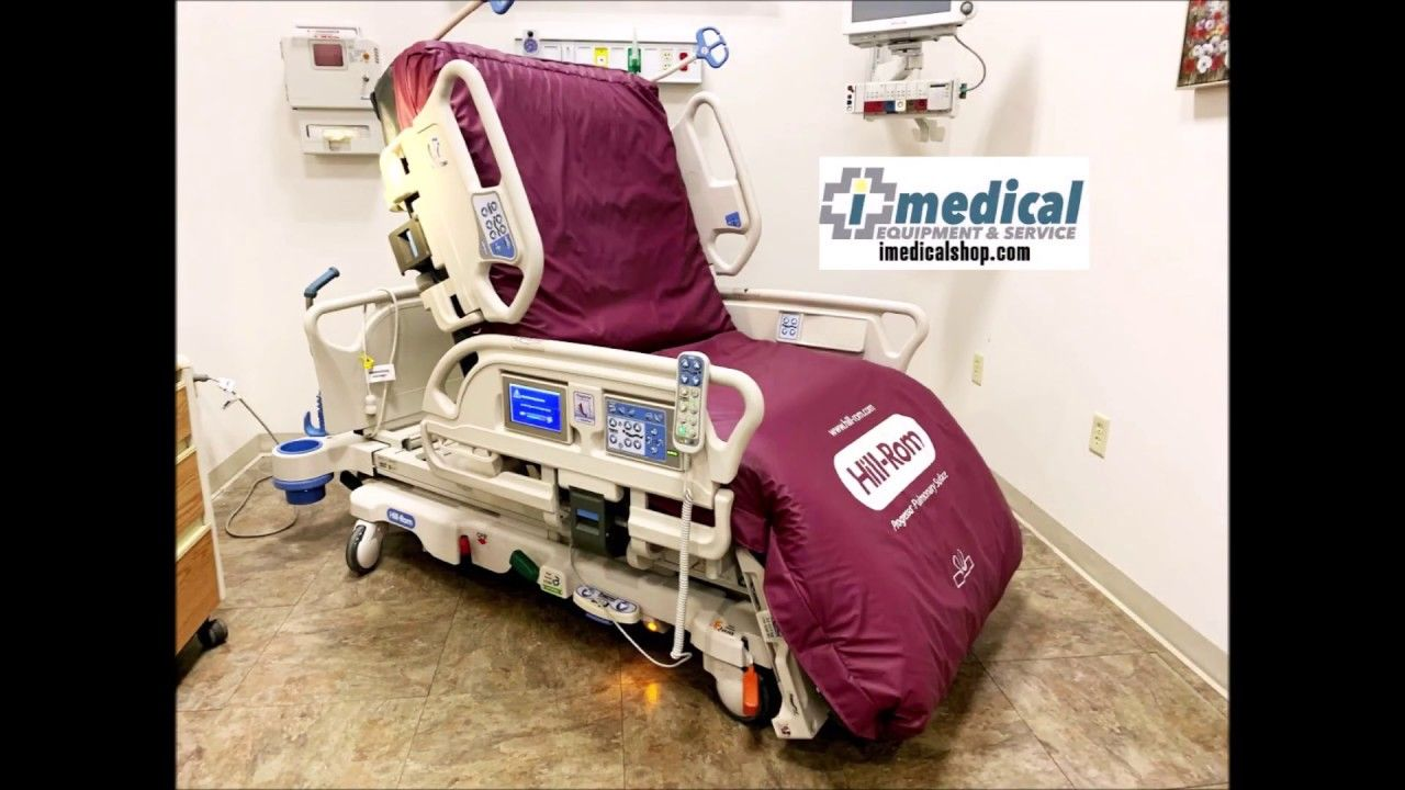 Used ICU Hospital Beds for Sale TotalCare Sport and