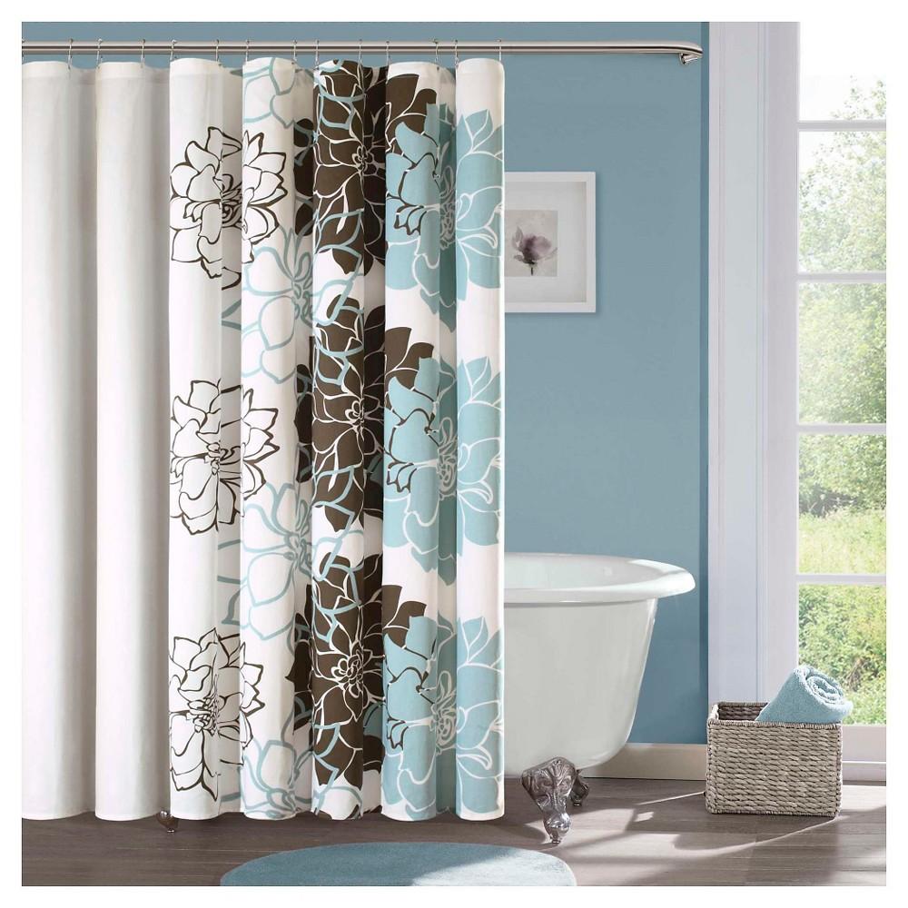 Jane Cotton Shower Curtain