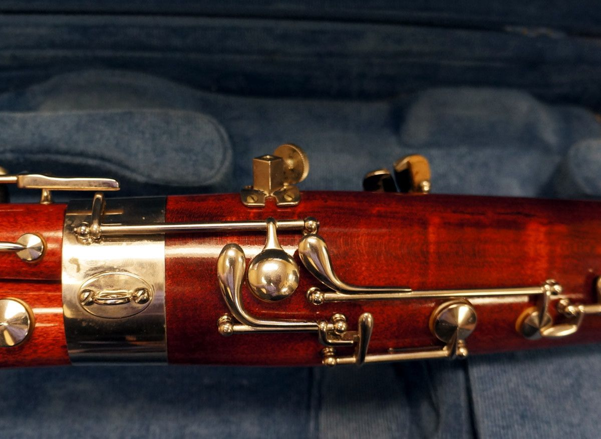 Midwest Musical Imports - Used Moosmann Child's bassoon