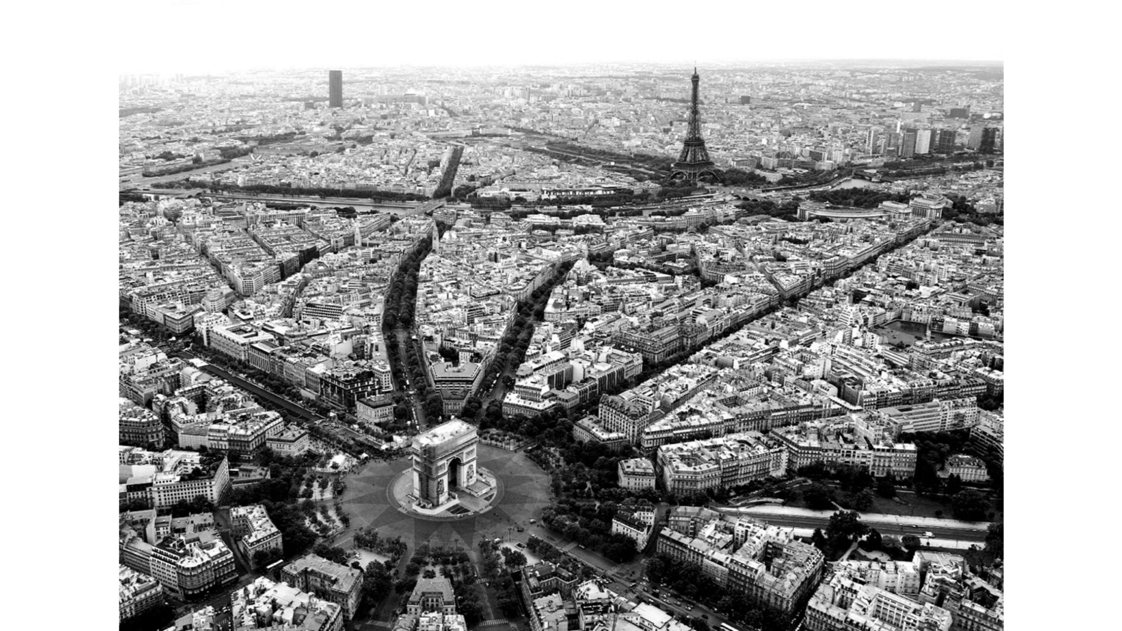 Free Download Paris Black And White 729x1097 For Your Desktop