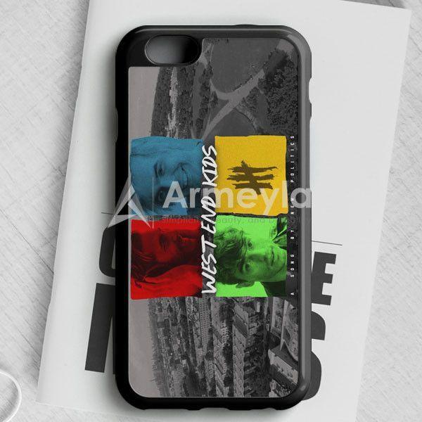 New Politics West And Kids iPhone 6/6S Case   armeyla.com