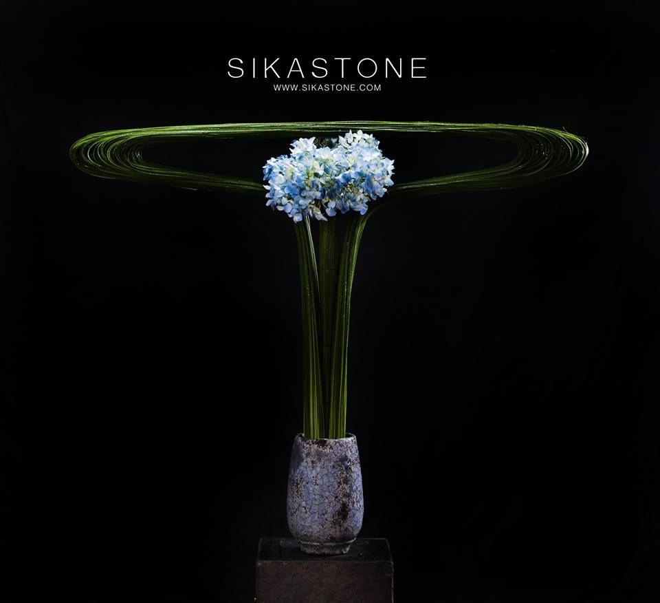 WORKS FROM [DANIEL OST] SIKASTONE BEIJING MARCH 2016