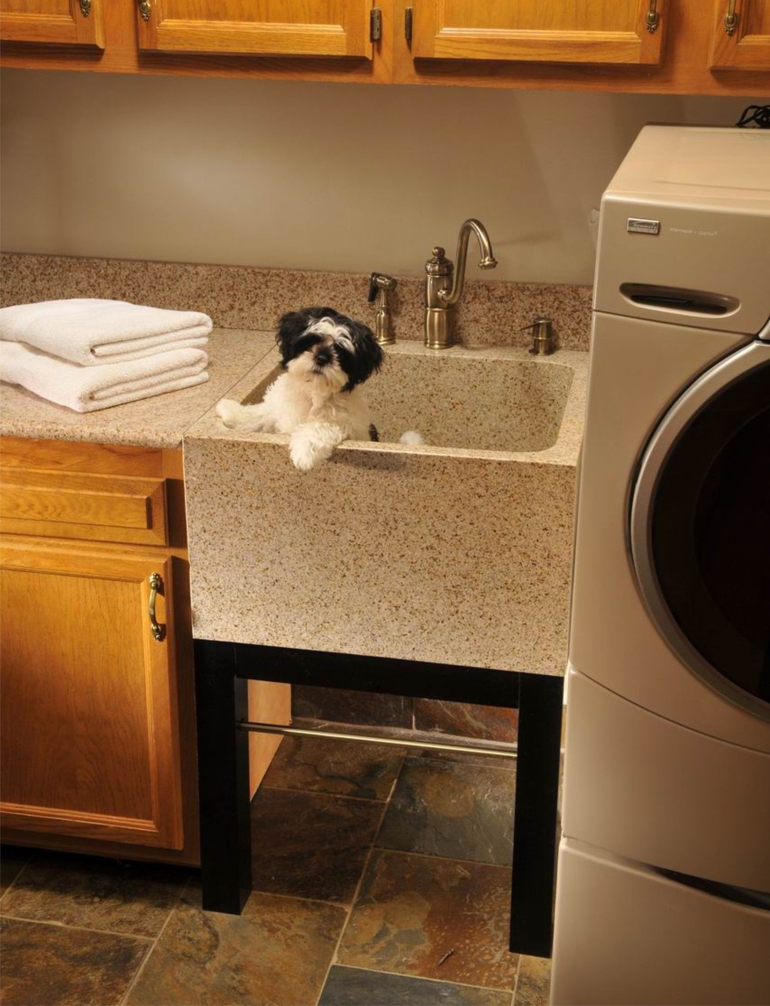 Deep Sink For Laundry Room.Farm Charm Deep Laundry Sink Wayfair Laundry Sink