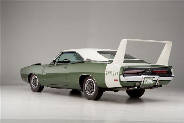 1969 Dodge Charger Daytona Hemi  Winged warriors Plymouth