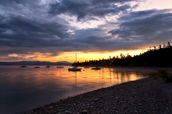Daybreak Mooring Waterscape Photography by Jo Ann Tomaselli Fine Art Prints and Posters for Sale #art #waterscapephotography #joanntomaselli
