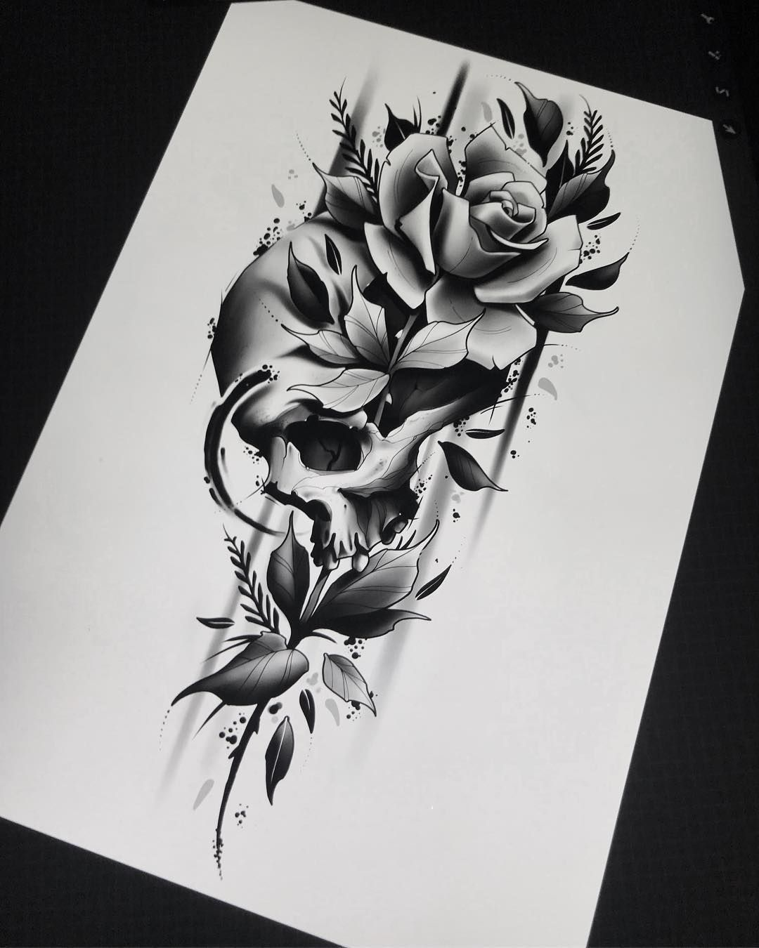 Got This Design Up For Grabs. Would Love To Do It On A