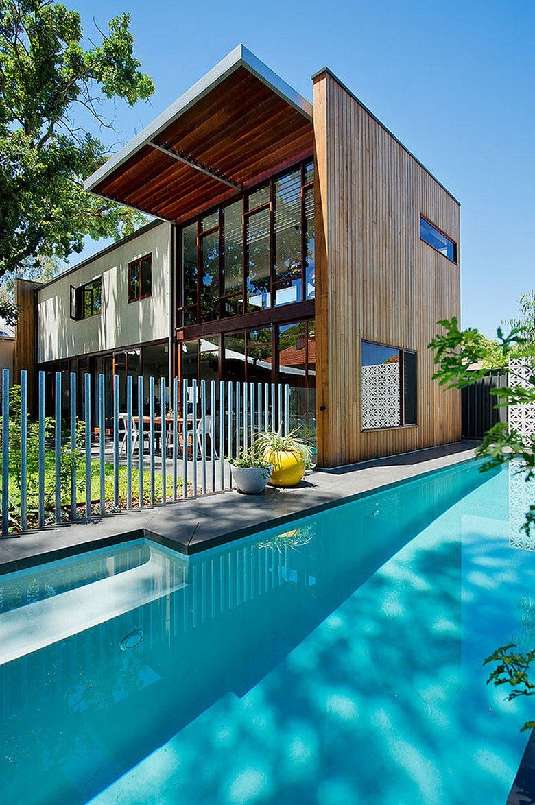 Home Design Ideas Australia: Small Bungalow Converted Into Contemporary Family Home In
