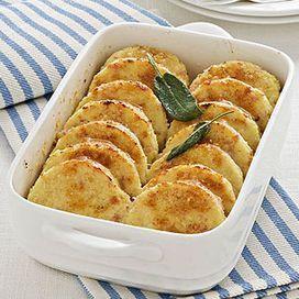 Gli gnocchi alla romana sono una ricetta tipica della cucina laziale che prevede l cucina for Cucina tipica romana ricette