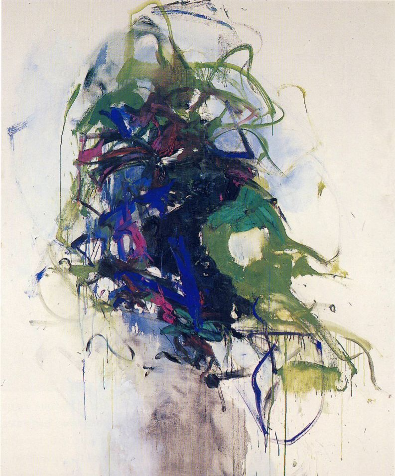 My Other Plant by Joan Mitchell