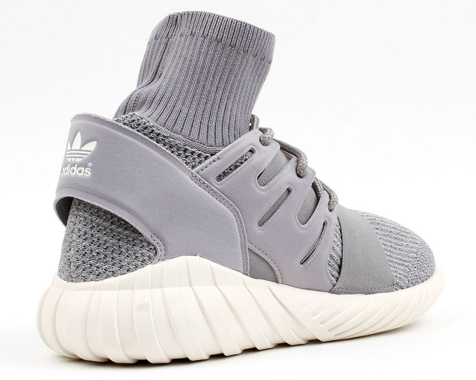 Adidas Tubular High Grey