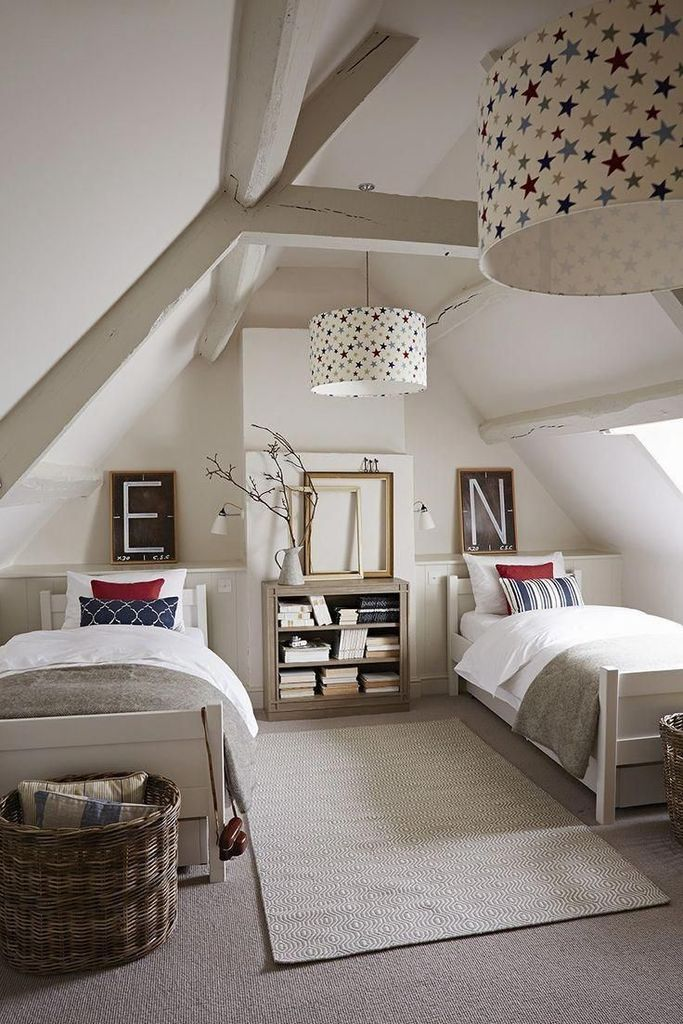 51 Twin Beds Decoration for Your Twin Girls images