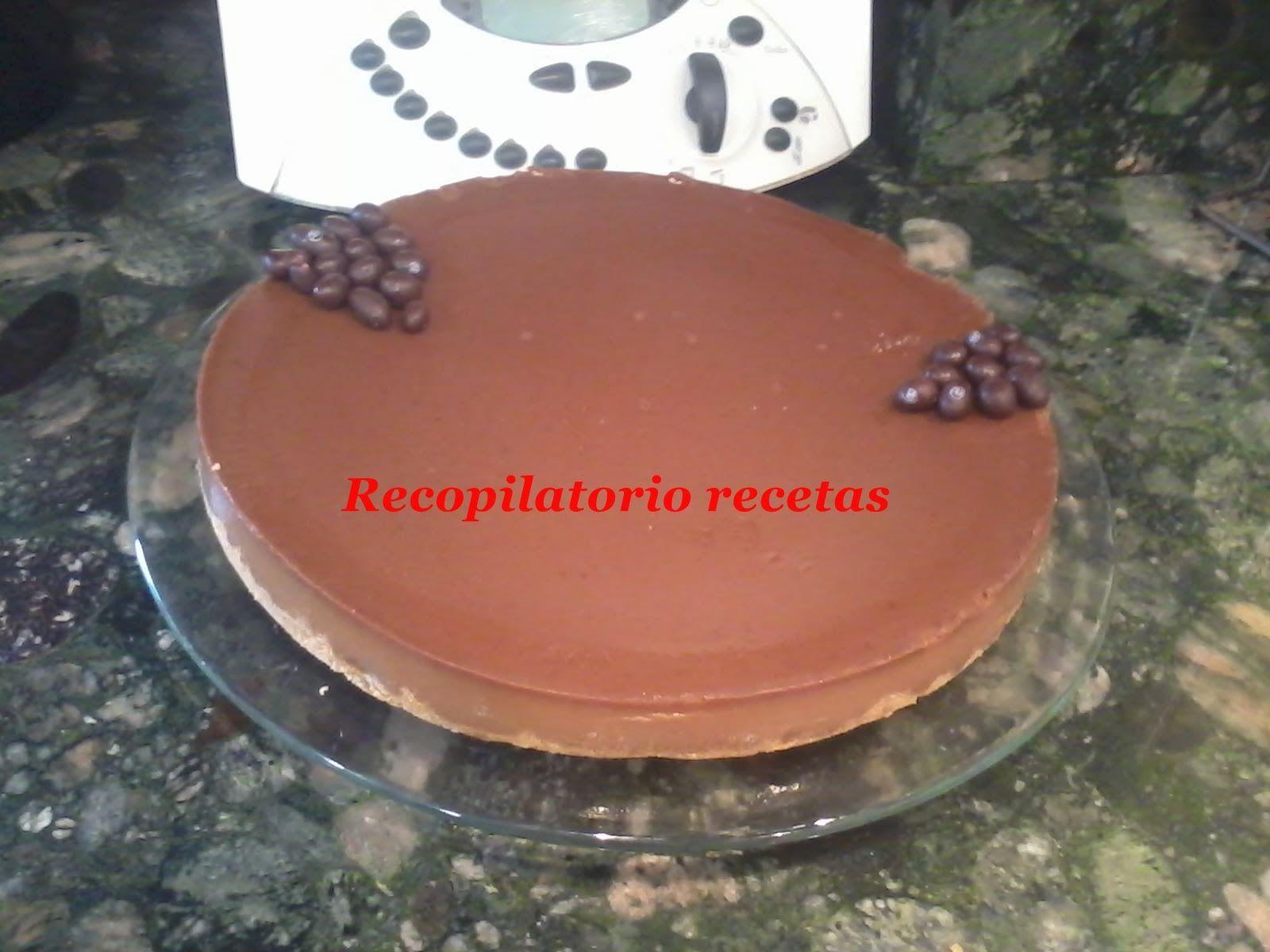 Recopilatorio de recetas : Tarta/flan de conguitos en thermomix