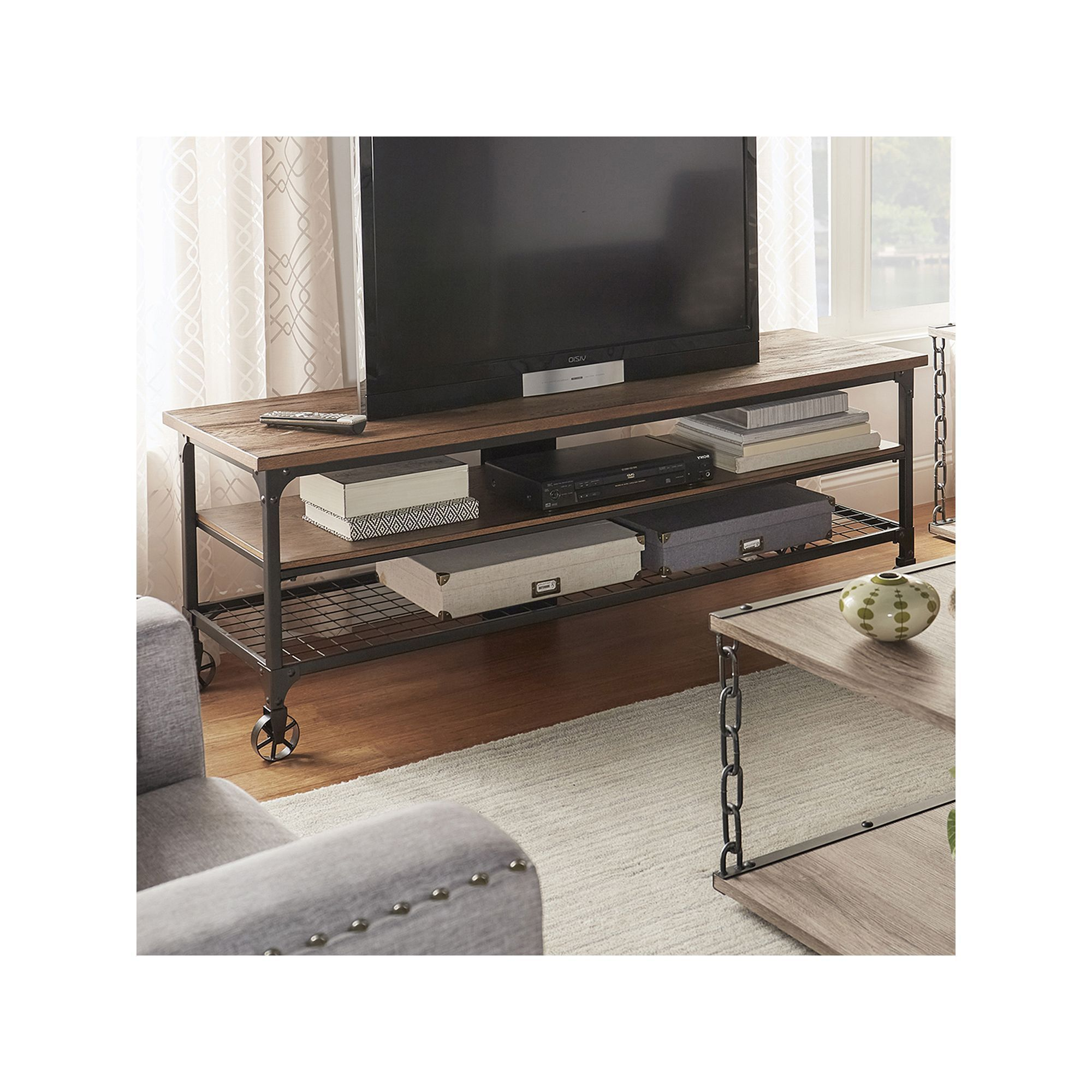 Homevance homevance comerford tv stand products pinterest tv