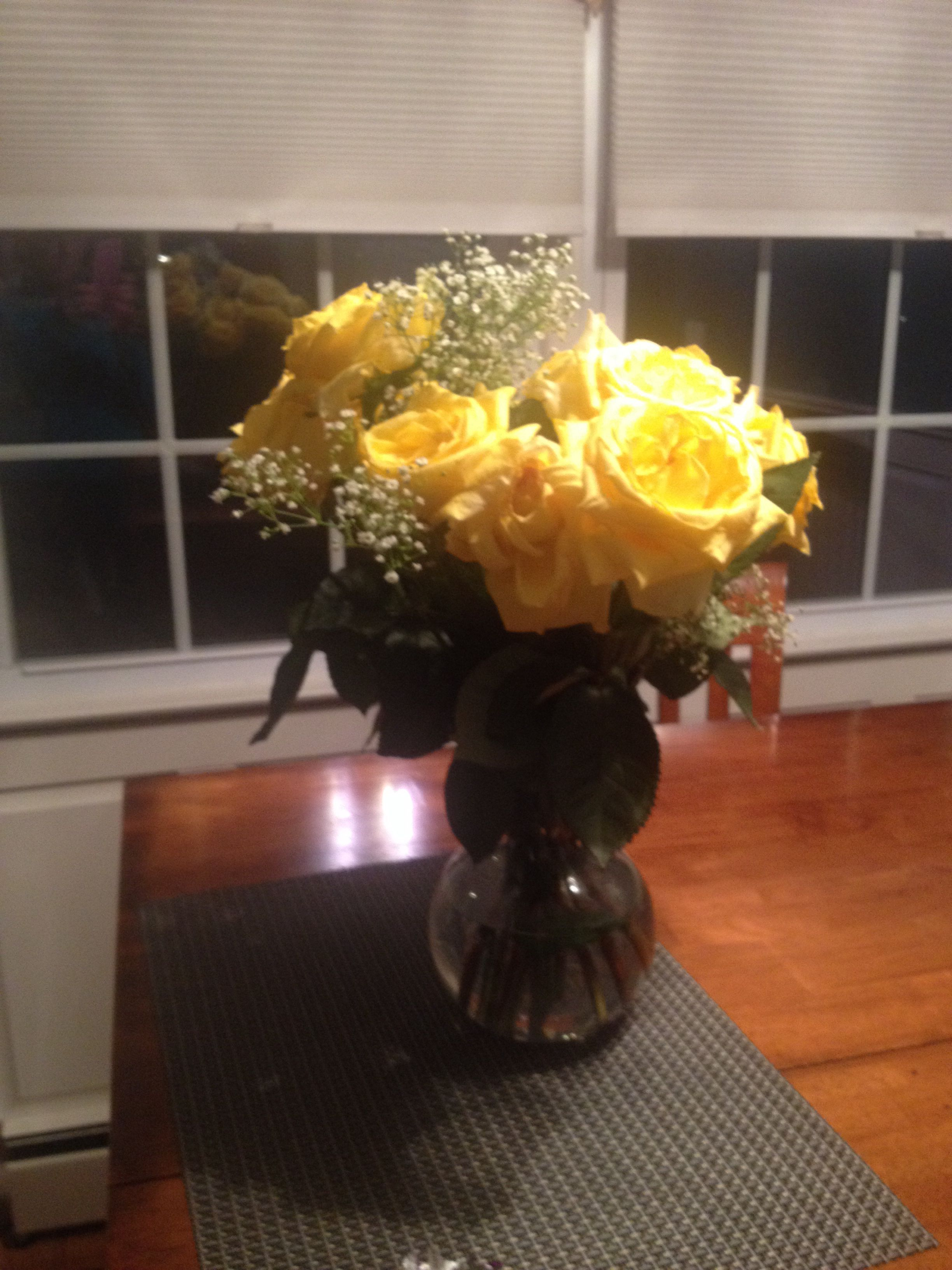 Yellow doesn't always mean friendship Decor, Home decor