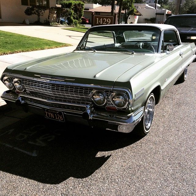 Explore 1963 Impala Auto Obsession Classic Car Parts from