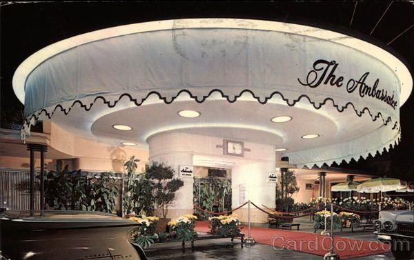 Ambassador Hotel Los Angeles California