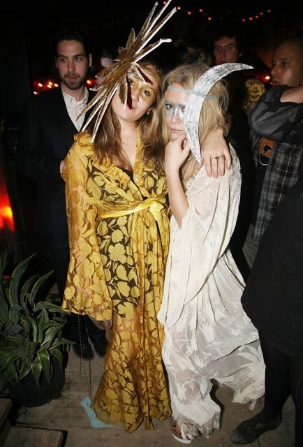 halloween costumes - Mary Kate And Ashley Olsen Halloween