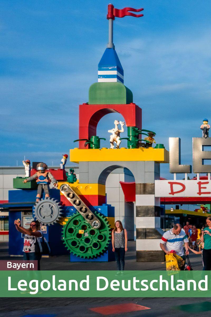 Ins Legoland Deutschland Nach Gunzburg Wollte Ich Schon Immer Jetzt War Ich Da Legoland Legoland Deutschland Und Freizeitpark