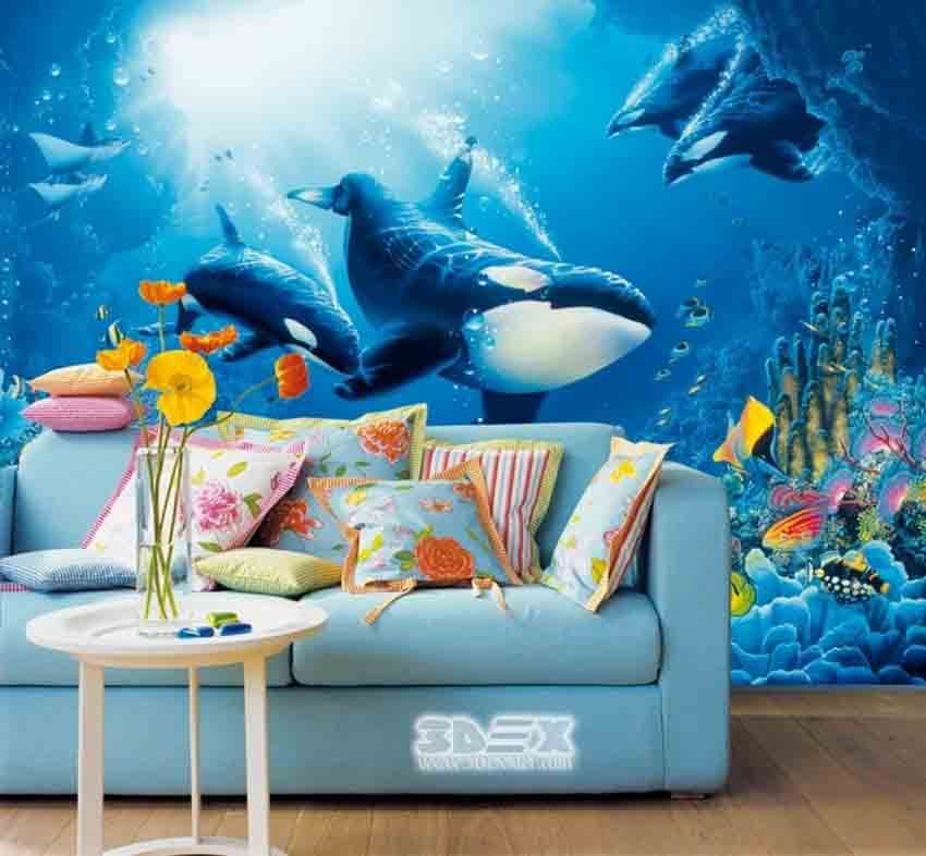 awesome living room wallpaper light grey couch design 3d for walls 2018 designs a complete guide to choose and install bedroom kid s