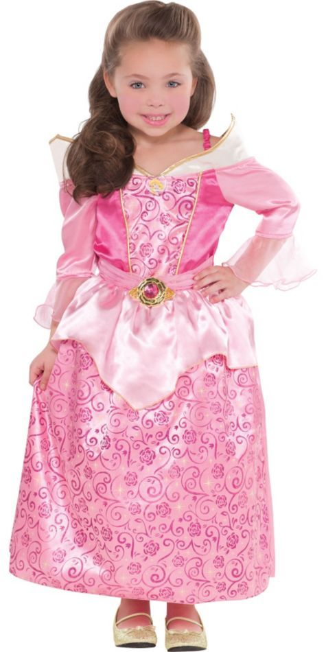 Girls Classic Aurora Costume - Party City Princess Aurora Birthday - party city store costumes