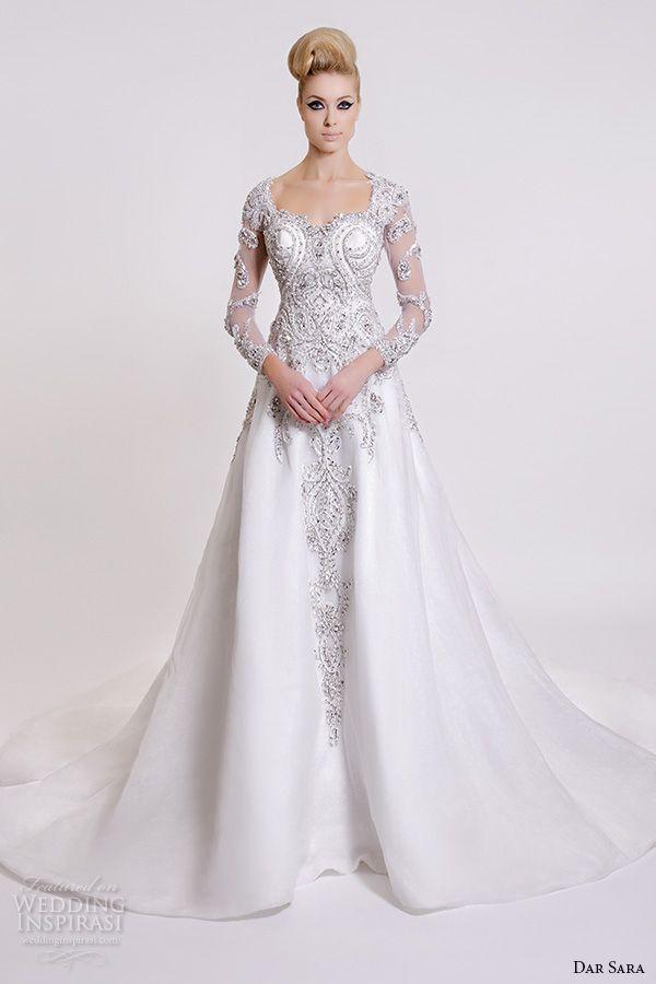Dar Sara 2016 Wedding Dresses