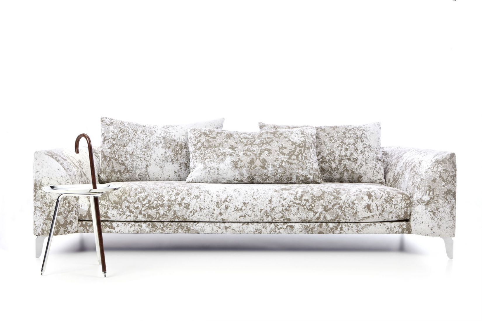 Broyhill Sofa Moooi Canvas Sofa Jacquard Fresco With Cushions