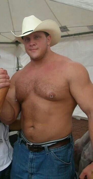 Hot big beefy boy