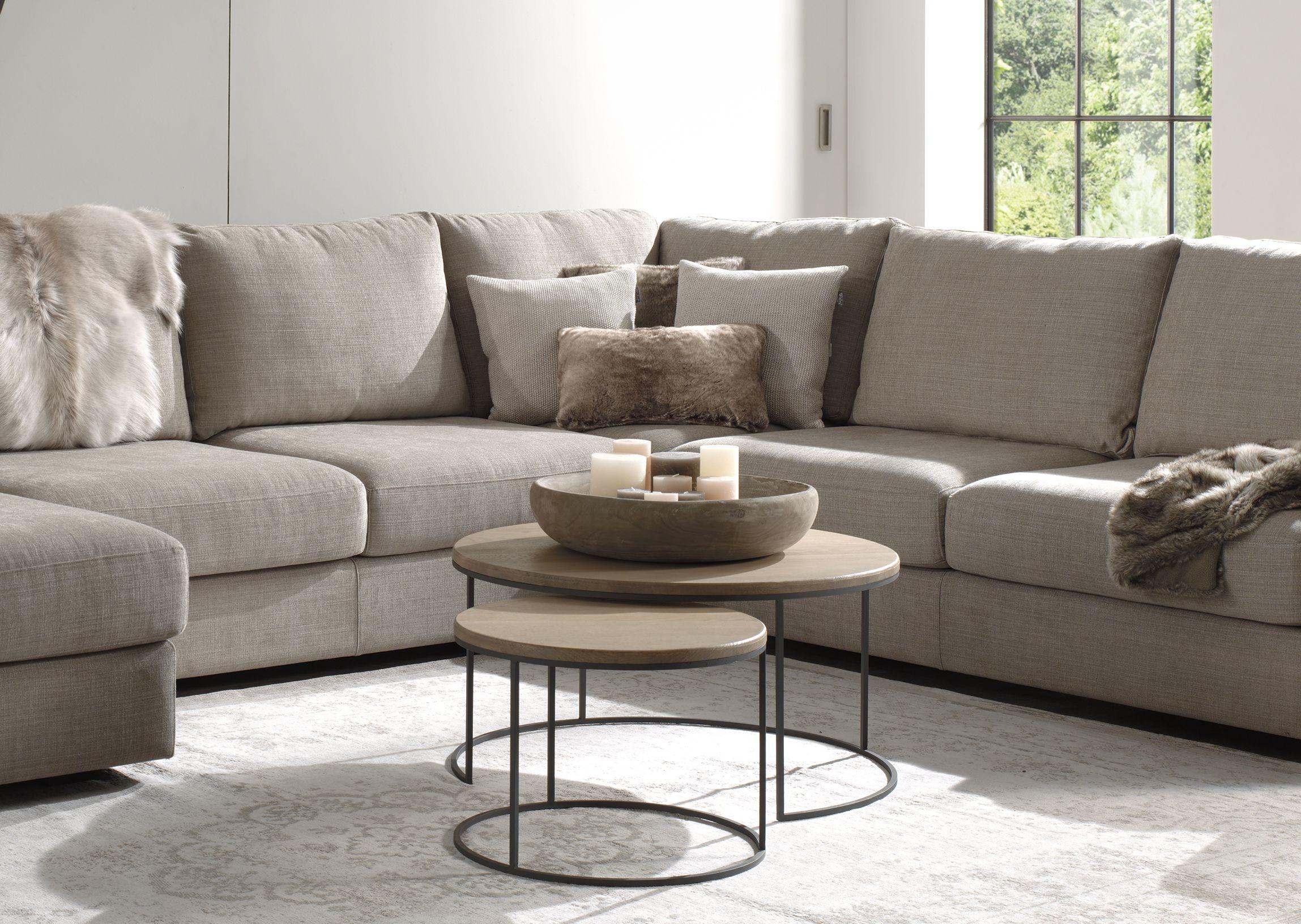 Salontafels in landelijke stijl verkrijgbaar bij meubelen for Interieur landelijke stijl