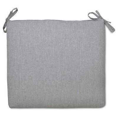 Seat Cushion - Gray - Threshold
