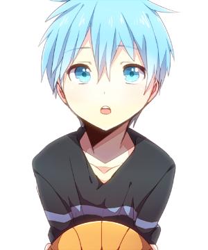 Kuroko es un chico dulce e inocente que no conoce nada del mundo exterior y cree que sus amigos de la generación milagr...
