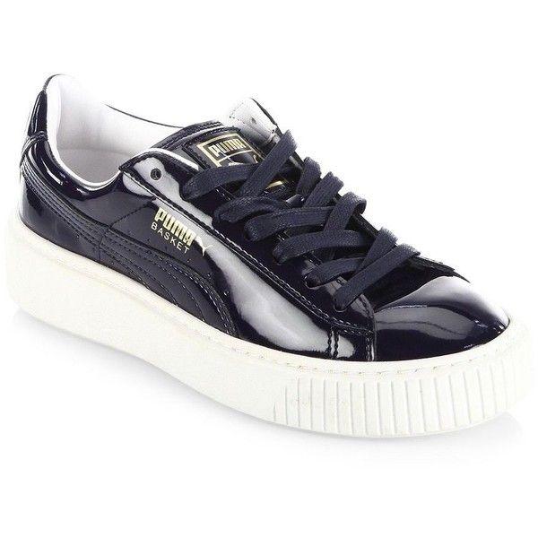 Sneakers PUMA Smash Platform Vt 366926 03 Puma BlackPuma White