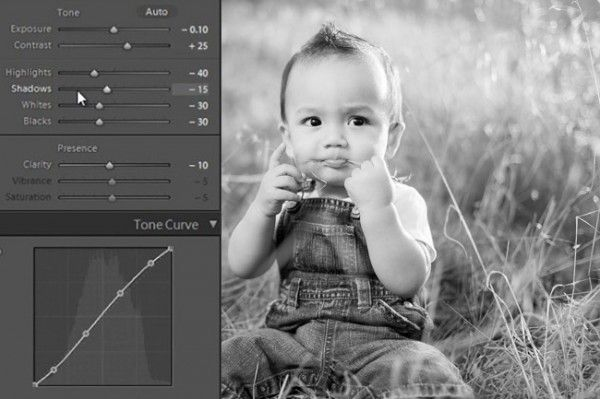 Creating a black and white high contrast portrait edit in lightroom high contrast lightroom and portraits
