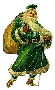 Vintage - Santa Claus