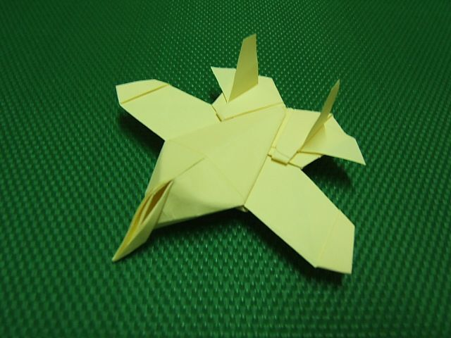 Nice Origami Airplanes