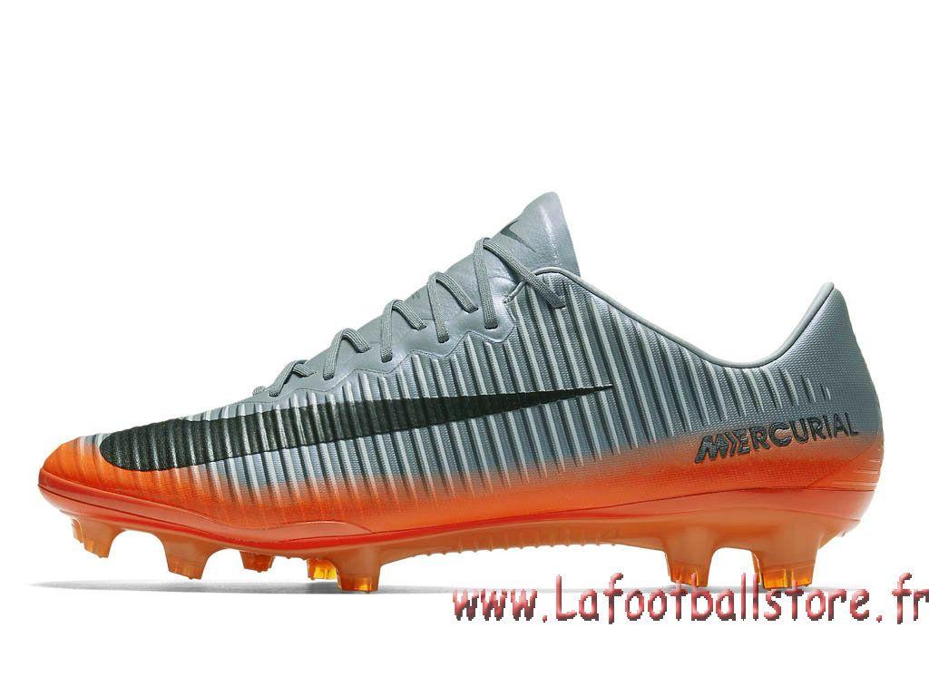Nike Mercurial Vapor XI CR7 FG Chaussure de football à