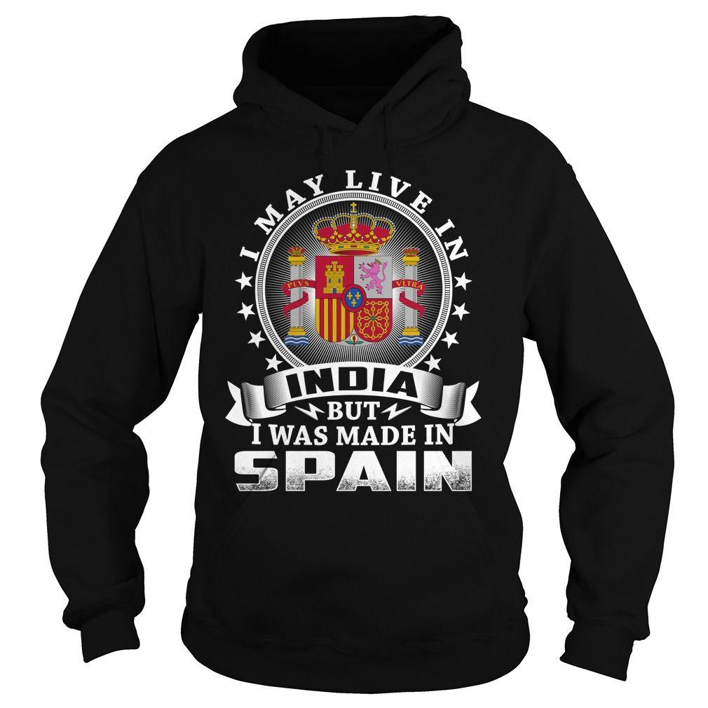 Spain India - Born Live COA