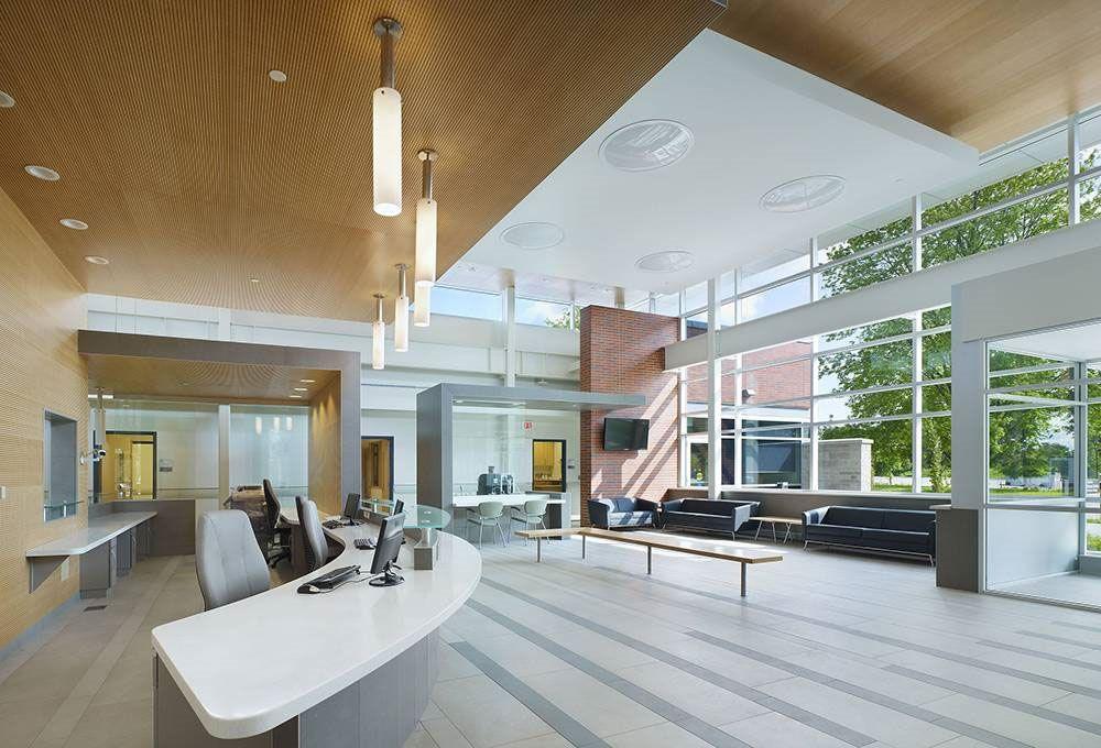 University Of Guelph Hill S Pet Nutrition Primary Healthcare Centre At The Ontario Veterinary College Design Interior 2