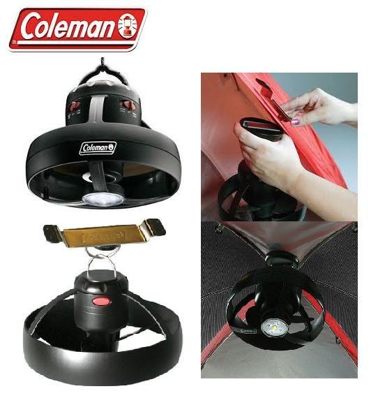 Coleman LED Tent Light with Fan  sc 1 st  Pinterest & Coleman cool tent bivvy fan u0026 led light camping fishing u0026 magnetic ...