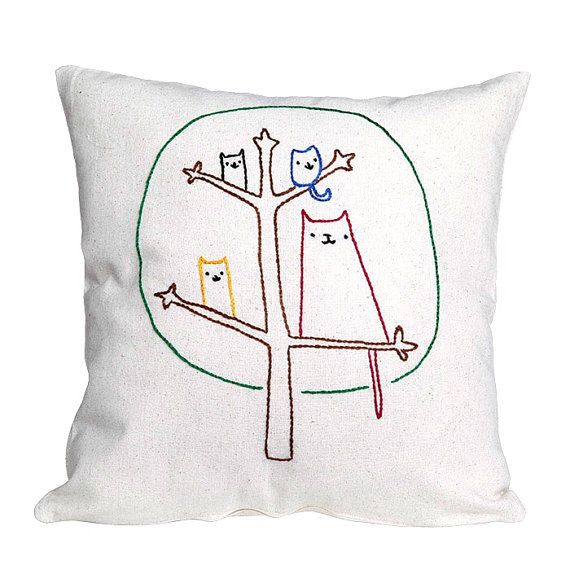 Pillow Collection Pillow Cover XII single cover 40x40 by NIARMENA, $39.90