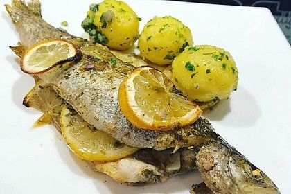 Photo of Freshly caught trout from the oven by La_Cuisine_1990   chef