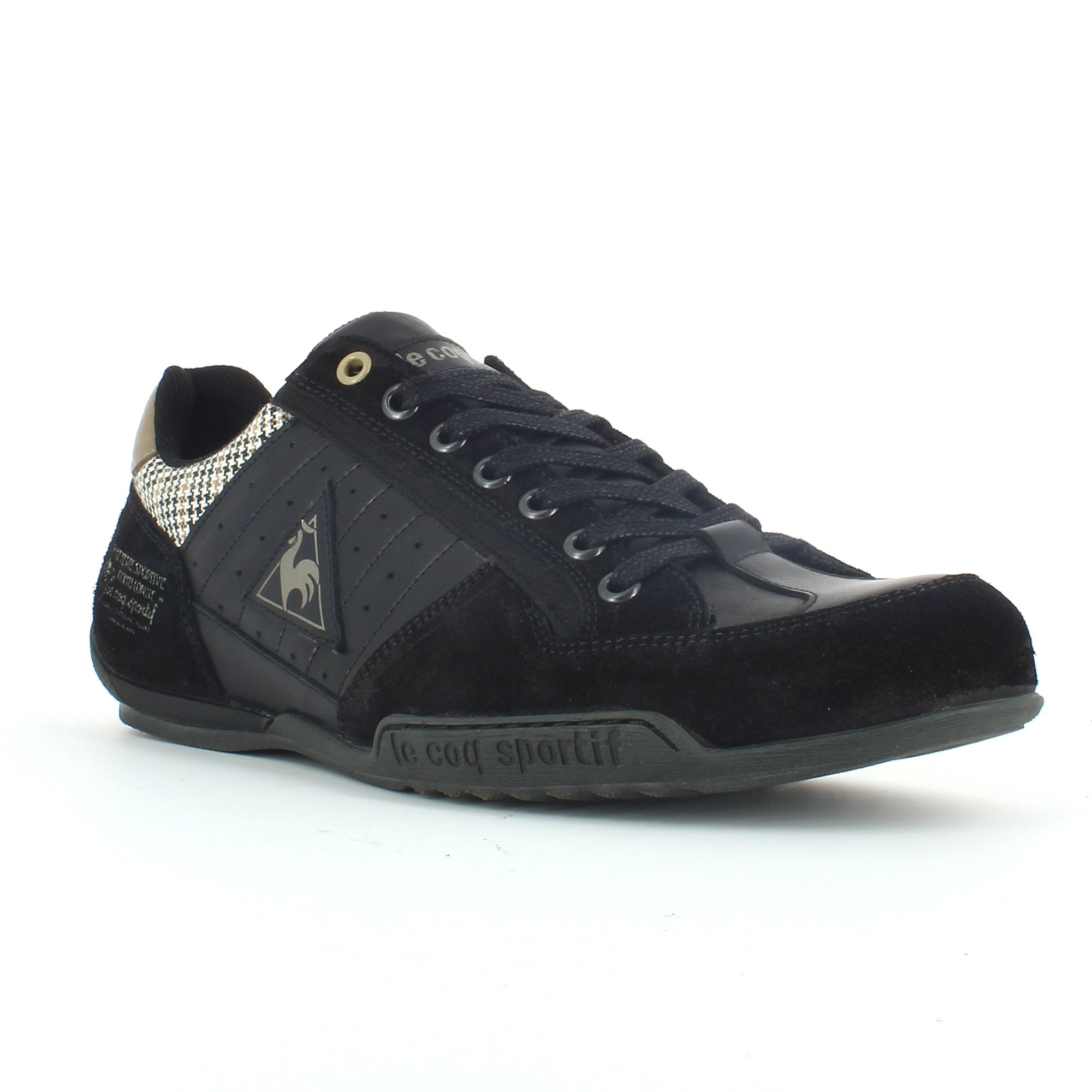 le coq sportif baskets turin leather homme