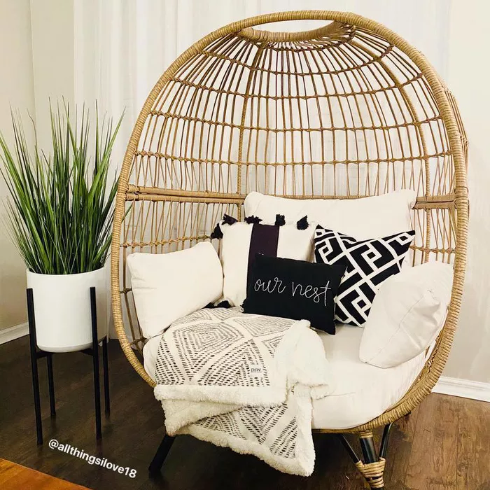 Southport Patio Egg Chair Opalhouse in 2020 Hanging
