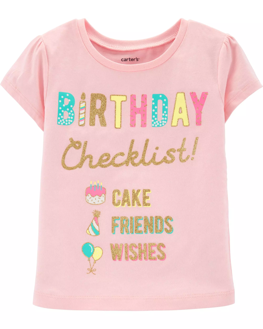Amazon Baby Registry Glitter birthday, Baby girl tops
