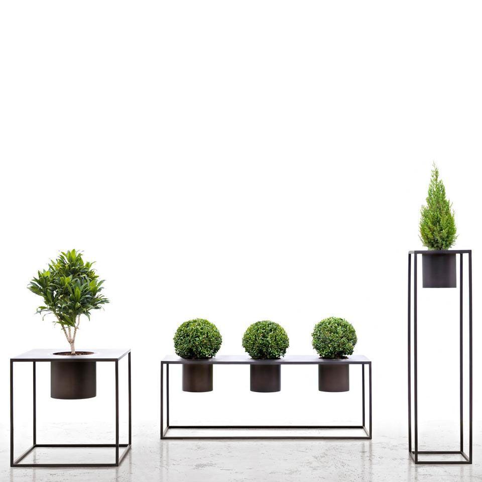 Vasi di design la nuova estetica delle fioriere de for Fioriera verticale ikea